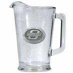 Oklahoma State University Cowboys Glass Pitcher with Pewter Accent