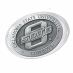 Oklahoma State University Cowboys Pewter Accent Paperweight