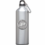 Purdue Boilermakers Pewter Accent Stainless Steel Water Bottle