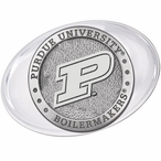 Purdue University Boilermakers Pewter Accent Paperweight