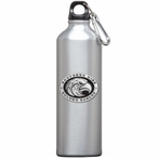 Southern Mississippi Black Pewter Accent Stainless Steel Water Bottle