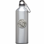 Stephen F Austin Lumberjacks Pewter Stainless Steel Water Bottle