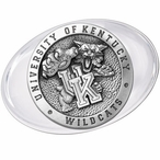 University of Kentucky Wildcats Pewter Accent Paperweight