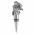 University of Kentucky Wildcats Pewter Cone Wine Bottle Stopper