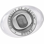 University of Oregon Ducks Pewter Accent Paperweight
