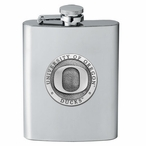 University of Oregon Ducks Stainless Steel Flask with Pewter Accent