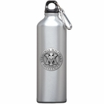 Virginia Military Institute VMI Keydets Pewter Stainless Water Bottle