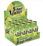 5hr Extra Strength Cool Mint Lemonade 12/bx