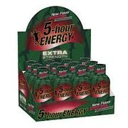 5Hr ENergy Extra StrengthStrawberry Watermelon