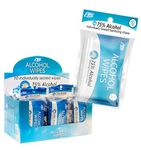 Alcohol Wipes 10ct 24/display