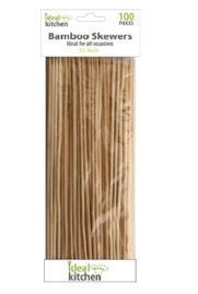 """Bamboo BBQ Skewers 90ct 12"""" 12/bx"""