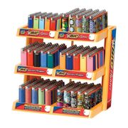 Bic 6 Tier Rack 300/ct