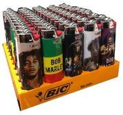 Bic Bob Marley Lighters