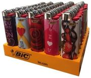 Bic Love lighters