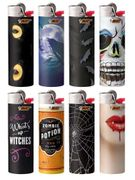 Bic Spooky Lighters