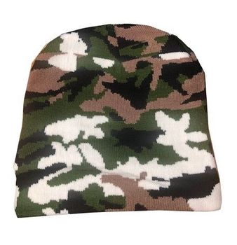 Camouflage Hat 12/bx (Loose No Hang Tags)