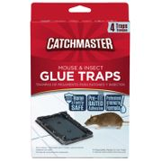Catchmaster Mouse Traps4pk, 12 Display
