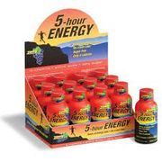 Chaser 5 Hour Energy Grape 12'bx