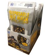 Children Mask Black & Yellow 10pk 12/Display