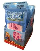 Children Mask Pink On Pink 10pk 12/Display