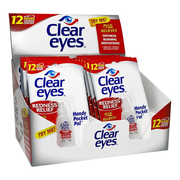 Clear Eyes Travel Size 12/bx