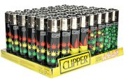 Clipper Marijuana Leaves