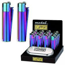 Clipper ICY Lighter12/tray w/box