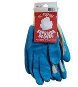Superior Blue Coated Work Glove10 pairs