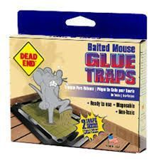 Dead End Mice Traps 2pk, 12/box
