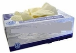 Disposable Latex Gloves 100/bx