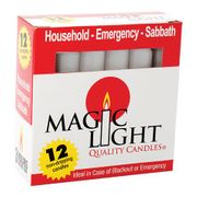 """Emergency 4"""" Candles 12ct 6/box"""
