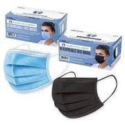 Face Mask Disposable 50ct6 Box Deal