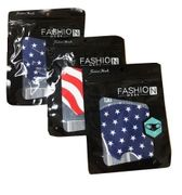 Fashion Mask USA Flag 12ct