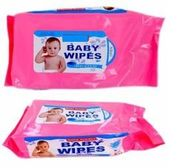 Fresh Baby Wipes 60/ct