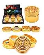 Gold maze 4 part Grinder6 box