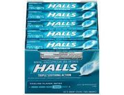 Halls Ice Peppermint 20/bx