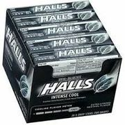 Halls Intense Cool Extra Strong 20/bx