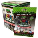 Hemp Bomb HYPO CBD Gummies25mg 12 Box