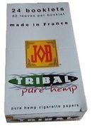 Job Tribal Hemp Paper 1½ 24/box