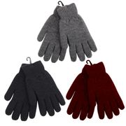 Ladies Double Layer Gloves 12/bx