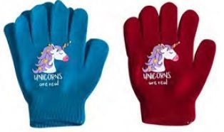 Little Girls Gloves 12/bx