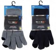 Men Thermal Gloves 12/bx