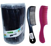Mini Styler Side Handle Comb, Assorted Colors, 84/bucket