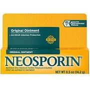 Antibiotic Neosporin 0.5oz3/bx