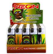 Rasta Electric Lighter