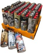 Bic Baseball Legends Lighters