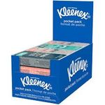 Kleenex Pocket Tissue 10/ct16 /display