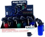 Eagle Mini Angle 2 Torch Lighter 20/bx