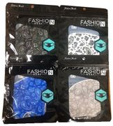 Fashion Mask Paisley 12bx