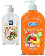 Luck Hand Soap 14oz12/Bx